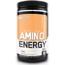 Optimum Nutrition > Essential Amino Energy (30 servings) Peach Cranberry