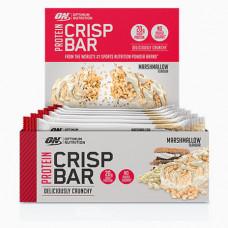 Optimum Nutrition > Whey Crisp Bar 65g Marshmallow