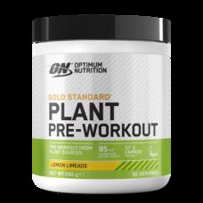ON > Plant Pre-workout 240g Lemon Limeade