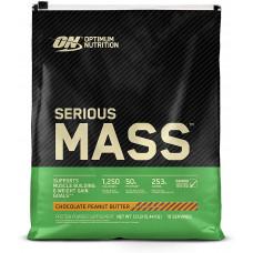Optimum Nutrition > Serious Mass (5.45kg) Chocolate Peanut Butter