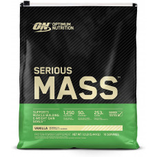 Optimum Nutrition > Serious Mass (5.45kg) vanilla
