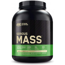 Optimum Nutrition > Serious Mass (2.73kg) Vanilla