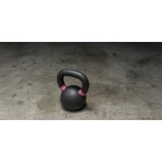 Bearfitness > Kettlebell Standard Matt Black 8kg