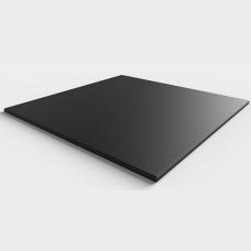 Bearfitness > Rubber Tile 100x100cm Thickness 20mm Ultra Fine Grain