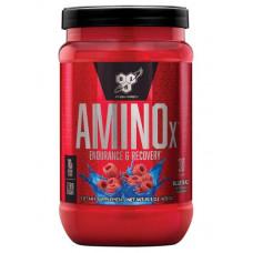 BSN > Amino X (30 servings) Blue Raspberry