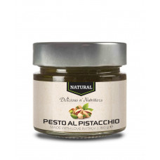Delicious&Nutritious > Natural Pesto Al Pistacchio 160g