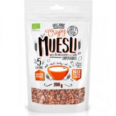Diet-Food > Bio Muesli with Superfoods 200g