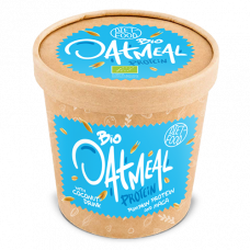 Diet-Food > Bio Oatmeal Protein (Pumpkin & Maca) Cup 70g
