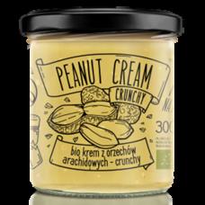 Diet-Food > Bio Peanut Cream Crunchy 300g