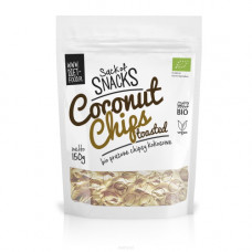 Diet-Food > Organic Coconut Chips Toasted 150g