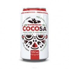 Diet-Food > Cocosa Natural Coconut Water with Watermelon 330ml