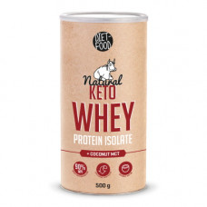 Diet-Food > Keto Whey Protein Isolate + Coconut MCT 500g