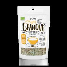 Diet-Food > Bio Granola with Fruit (200g)