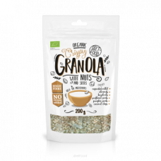Diet-Food > Bio Granola with Nuts (200g)
