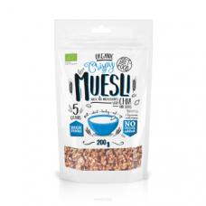 Diet-Food > Bio Muesli Crunchy with Chia (200g)