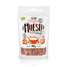 Diet-Food > Bio Muesli crunchy with superfoods (200g)