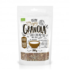 Diet-Food > Bio Granola with Cacao & Seeds (200g)