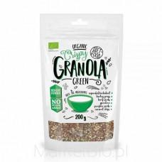 Diet-Food > Bio Granola Green 200g