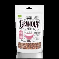 Diet-Food > Bio Keto Granola with Cocoa 200g