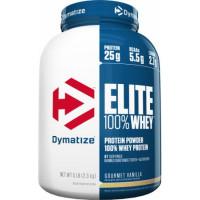 Dymatize > Elite 100% Whey (2.1kg) Gourmet Vanilla