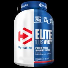 Dymatize > Elite 100% Whey (908g) Strawberry
