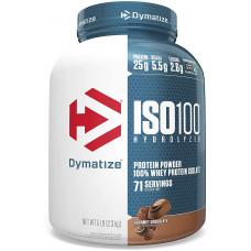 Dymatize > ISO-100 Hydrolised Whey Isolate (2.2kg) Chocolate