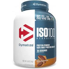 Dymatize > ISO-100 Hydrolised Whey Isolate (2.2kg) Chocolate Peanut