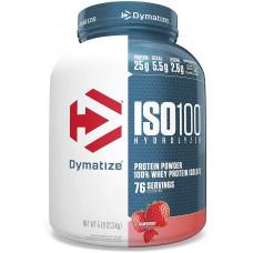 Dymatize > ISO-100 Hydrolised Whey Isolate (2.2kg) Strawberry