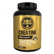 Gold Nutrition > CREATINE - 1000 MG - 60 CAPS