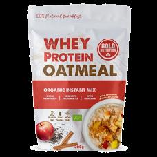 Gold Nutrition > Whey Protein Oatmeal 300g Apple, Cinnamon &Vanilla