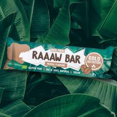 Gold Nutrition > Raaaw Bar 35g Mocha