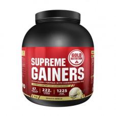 Gold Nutrition > SUPREME GAINERS VANILLA - 3 KG