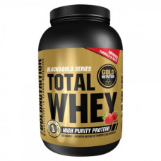 Gold Nutrition > TOTAL WHEY STRAWBERRY - 1 KG