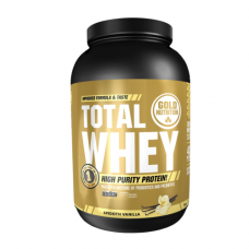 Gold Nutrition > TOTAL WHEY VANILLA - 1 KG