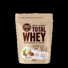Gold Nutrition > Total Whey 260g White Chocolate Hazelnut