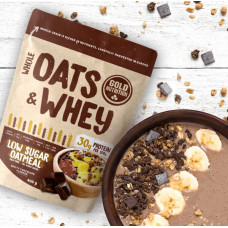 Gold Nutrition > Oats & Whey 400g Chocolate
