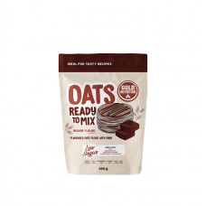 Gold Nutrition > Oats Ready to Mix 500g Brownie