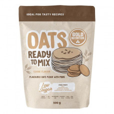 Gold Nutrition > Oats Ready to Mix 500g Cookie
