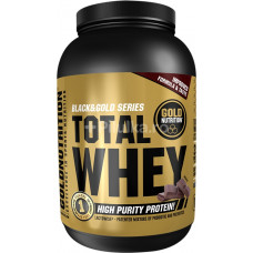 Gold Nutrition > TOTAL WHEY CHOCOLATE - 1 KG