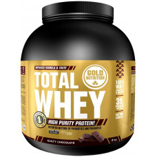 Gold Nutrition > TOTAL WHEY CHOCOLATE - 2 KG