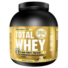 Gold Nutrition > TOTAL WHEY VANILLA - 2 KG