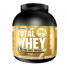 Gold Nutrition > TOTAL WHEY WHITE CHOCOLATE - 2 KG