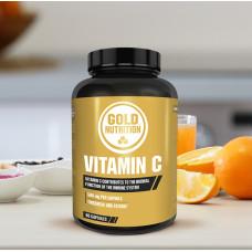 Gold Nutrition > VITAMIN C 500 MG - 60 CAPS