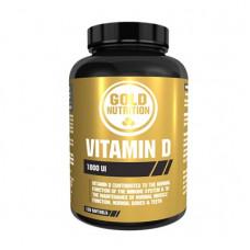 Gold Nutrition > VITAMIN D3 1000 IU - 120 SGEL