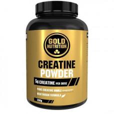Gold Nutrition > CREATINE POWDER 280 G - GOLDNUTRITION