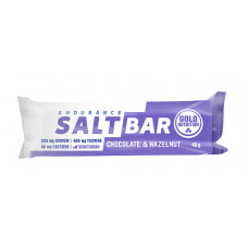 Gold Nutrition > ENDURANCE SALT BAR CHOCO & HAZELNUT - 40 G