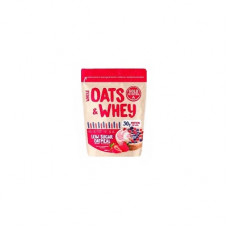 Gold Nutrition > Oats & Whey 400g Strawberry
