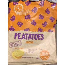 Gold Nutrition > Peatatoes Protein Chips 40g Cheese