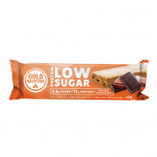 Gold Nutrition > PROTEIN BAR LOW SUGAR SALTED CHOCOLATE - 30 G