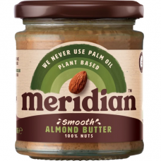 Meridian > Almond Butter 170g Natural Smooth